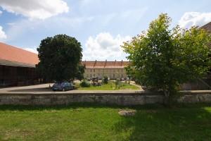 Schriftsassenhof (Ende 17.Jhd.) in Groß Stöckheim (Wolfenbüttel)