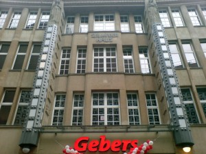 Seilwinderhaus-Detail