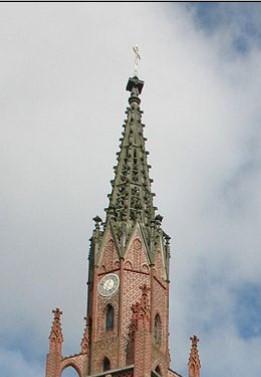 Kirche in Schlieffenberg
