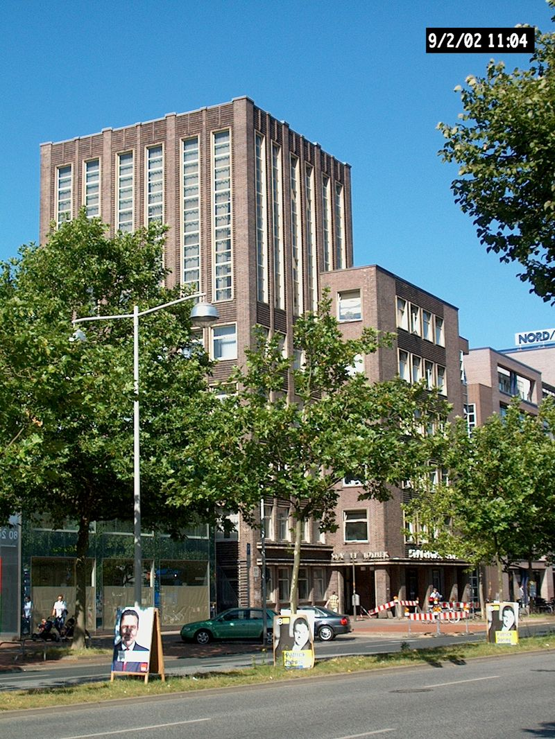 Bücherturm Hannover