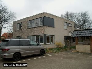 Werkhof Grünflächenamt Hannover-Stöcken