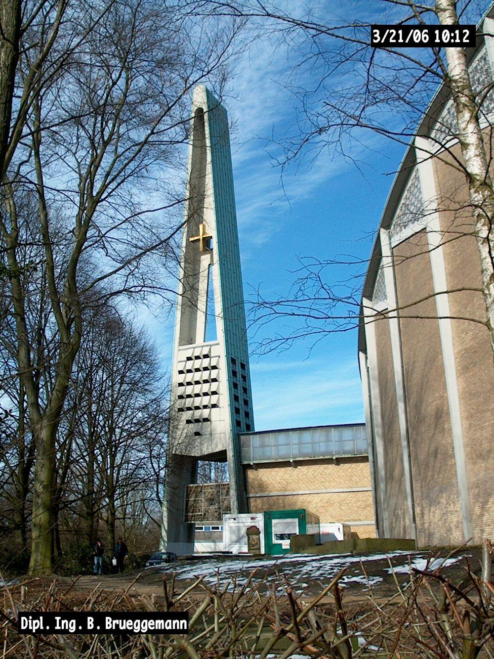 Dreifaltigkeitskirche Hamburg-Hamm